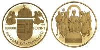 Szent István 100.000 Forint 2001