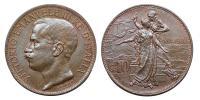 Viktor Emánuel 10 centesimi 1911