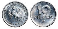 10 fillér 1967 R!