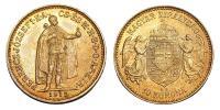 Ferenc József 10 korona 1912 KB