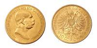 Ferenc József 1848-1916 10 korona 1908
