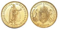 Ferenc József 1848-1916 10 korona 1911