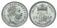 Ferenc József 1848-1916 10 krajcár 1870