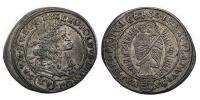 I.Lipót 1657-1705 XV krajcár 1688 NB
