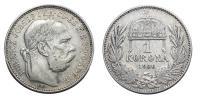 Ferenc József 1 korona 1906 KB RR!