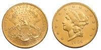 USA 20 dollár 1904