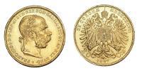 Ferenc József 20 korona 1897