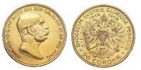 Ferenc József 20 korona 1908