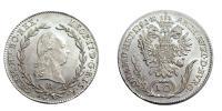 II.Lipót 1790-1792 10 krajcár 1792 B RR!