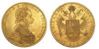 Ferenc József 1848-1916 4 dukát 1867