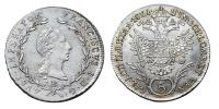 Ferenc 1792-1835 5 krajcár 1821