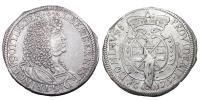 Öttingen- I.Albert Ernst 1659-1683 60 krajcár 1675