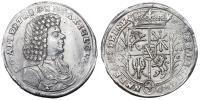 III.Albert 1680-1699 2/3 tallér 1686
