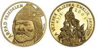 Árpád arany érem