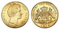 Bajorország- I.Lajos 1825-1848 dukát 1848