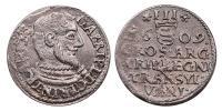 Báthori Gábor 1608-1613 háromgarasos 1609