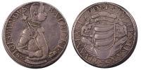 Báthori Zsigmond 1581-1602 tallér 1590
