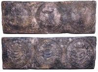 Báthori Zsigmond 1581-1602 ezüstlap