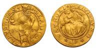 Báthori Zsigmond 1581-1602 aranyforint