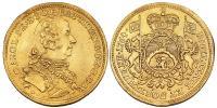 Batthyány Károly dukát 1764 RR!