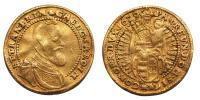 Bethlen Gábor 1613-1629 aranyforint 1629