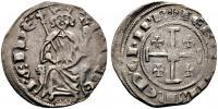 Keresztesek Cipruson- II.Henrik 1285-1324 garas