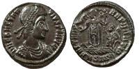 II.Constantin 337-361 follis