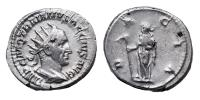 Trajan Decius 249-251 antoninian