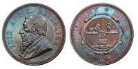 Dél-Afrikai Köztársaság 1856-1902 Penny 1892