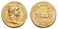 Domitian 81-96 aureus R!