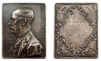ifj. Dreher Antal 1849-1920 plakett 1895 R!