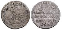 II.Ferdinánd 1619-1637 9 denáros garas /dutka/ 1623