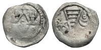 II.András 1205-1235 obolus  RR!