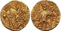 Kushan Birodalom- III.Vasu Deva 300-320 dínár