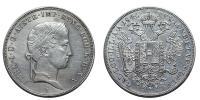 V.Ferdinánd 1835-1848 1/2 tallér 1846