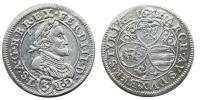 II.Ferdinánd 3 krajcár 1632