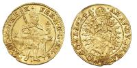 II.Ferdinánd 1619-1637 aranyforint