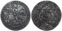 I.Ferdinánd 1521-1564 lovas tallér 1522