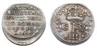 III.Ferdinánd koronázási érem 1636