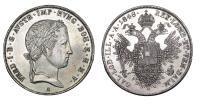 V.Ferdinánd 1835-1848 tallér 1848