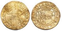 I.Ferdinánd 1526-1564 dukát 1549 Klagenfurt R!