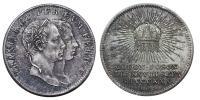 V.Ferdinánd 1835-1848 koronázási érem Pozsony 1830