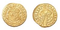 I.Ferdinnd 1526-1564 aranyforint RR!
