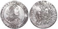 III.Ferdinánd 1637-1657 tallér 1658 KB