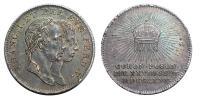 V.Ferdinánd érem pozsonyi koronázás 1830