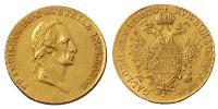 Ferenc 1792-1835 dukát 1830 E