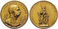 Ferenc József Au érem 1896 RR!