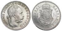 Ferenc József 1848-1916 Forint 1892 KB