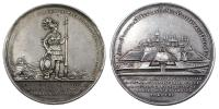 Gyulafehérvár érem 1714