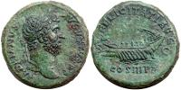 Hadrian 117-138 As